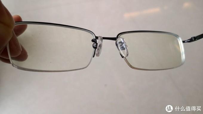 拒绝暴利,网购眼镜的记录