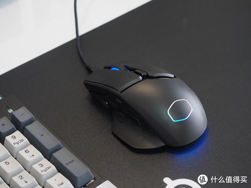 【风竹】「屏」添无限可能-酷冷至尊MM830 RGB鼠标评测