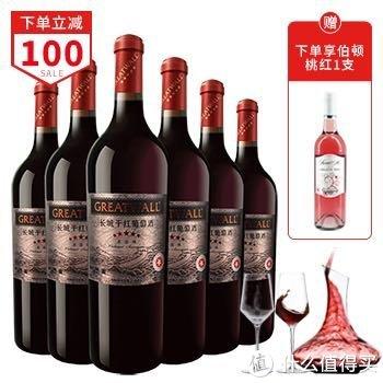 如何评价长城五星葡萄酒?