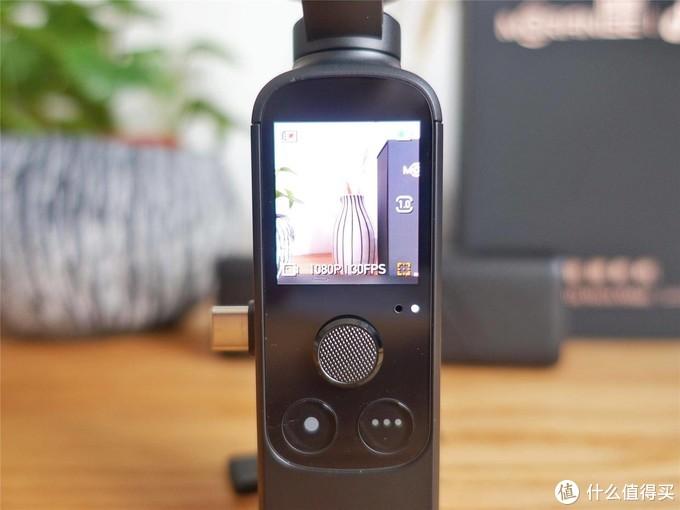 玩出Vlog拍摄更多花样,橙影云台相机体验