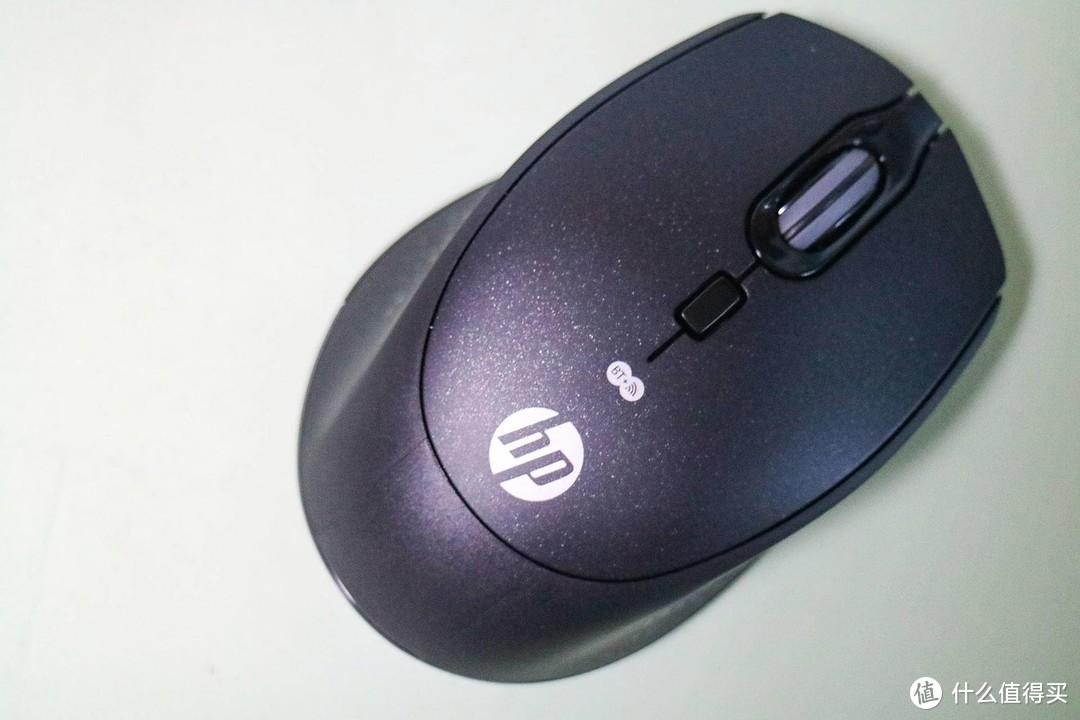 200元以内最佳双模无线键鼠:HP CS750