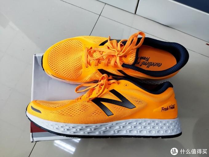 唯品会上152元的New balance 跑鞋是否值得买,NB mzantor跑鞋简单体验