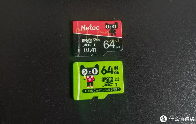 9.9元的64G内存卡 夏科64G天猫联名款TF卡对比体验