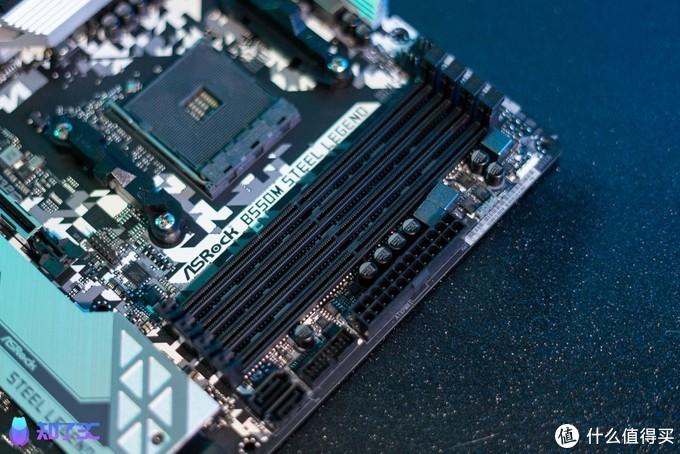 十相供电,2.5G网卡!全能小板华擎B550M Steel Legend主板评测