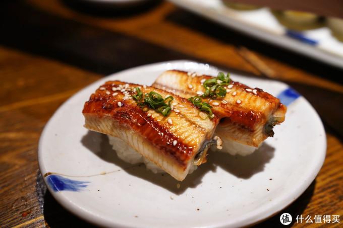 蒲烧鳗鱼寿司