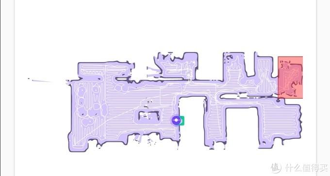 360扫地机器人s6,虚拟禁区,指哪扫哪,边扫边拖,甚是喜欢!