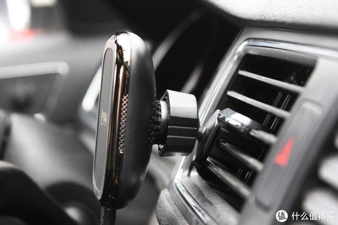 一套方案,双重便利——PITAKA车载磁吸无线充电套装