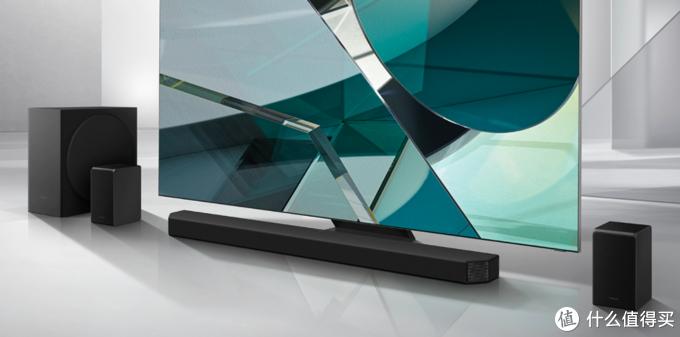 三星推出两款Soundbar,最高可实现9.1.4声道环绕音效