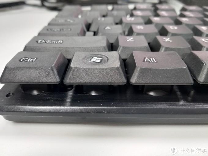 键盘局部细节