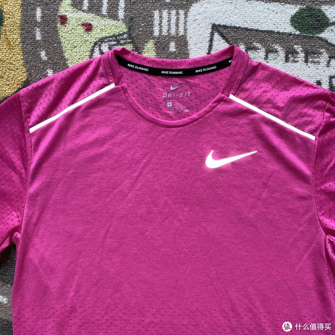 骚就对了!反光透气的Nike速干T恤