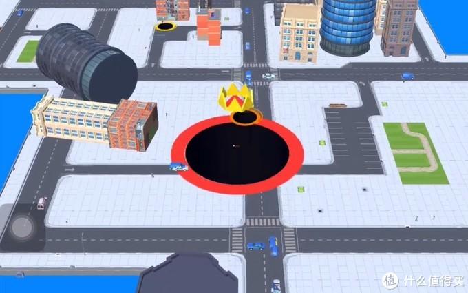 安利手游《黑洞大作战》:你有想过你会被黑洞吃掉嘛?