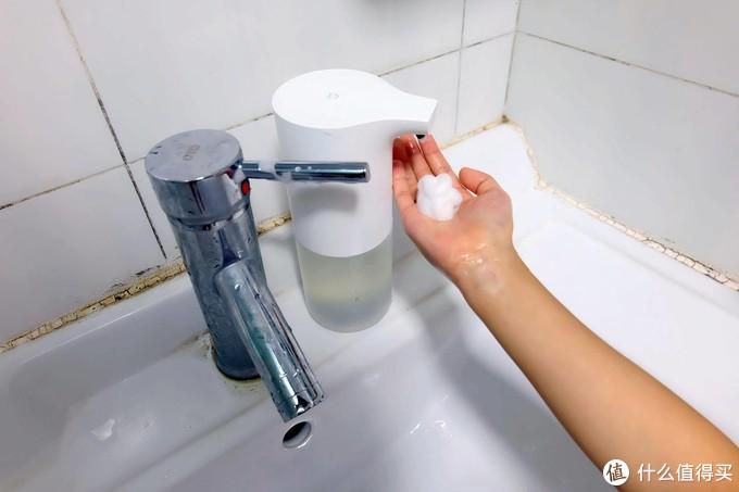 勤洗手的好习惯——米家自动洗手机套装