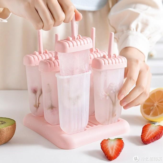 花样制冰,清凉一夏~自己做的冷饮更好吃!