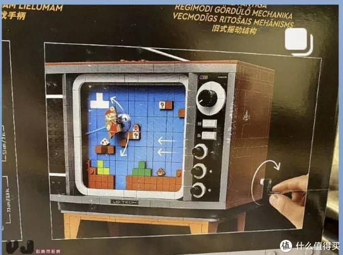"""欢迎来到乐高世界:乐高将推出 """"71374 任天堂NES游戏机套装"""""""