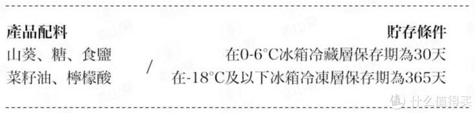 本山葵酱配料表