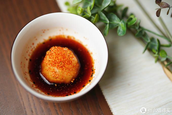 萝卜泥柚子醋