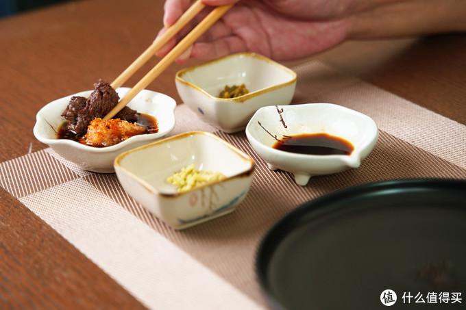 日式烤肉蘸柚子醋