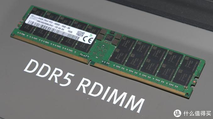 DDR5内存标准正式发布:单条容量翻4倍,频率4800MHz起