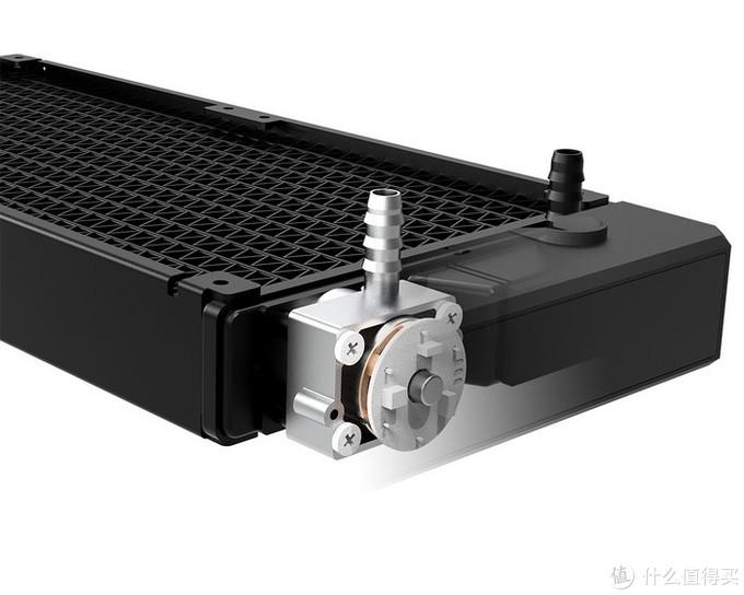 ID-COOLING推出ICEFLOW 240 ARGB水冷:创新分体水泵、可处理250W废热
