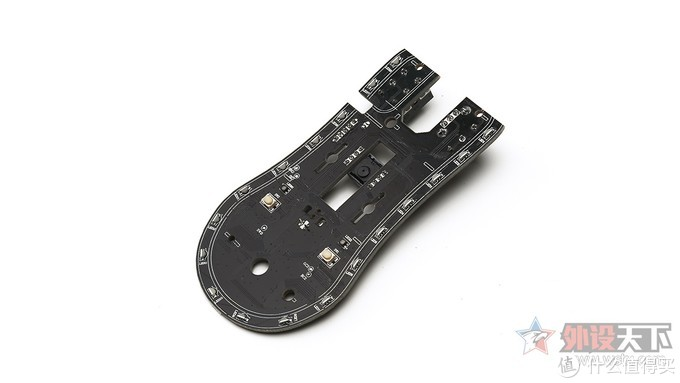 微星Interceptor DS102 RGB游戏鼠标拆解评测