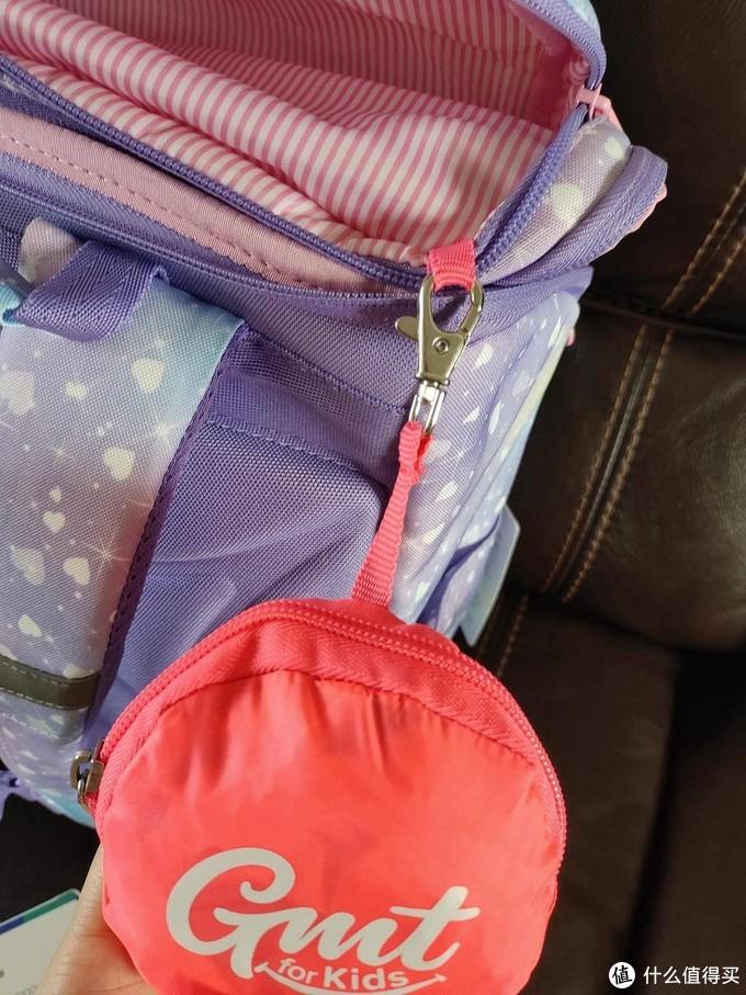 颜值高,护脊强,保护孩子健康体型——GMT for kids 轻一代护脊书包
