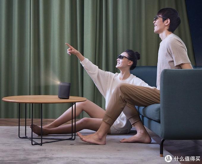 便携版投影仪也是1080P,极米全新版Play超悦版投影仪发布,定价2699元!