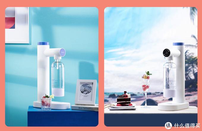 咕噜咕噜,如何在家自制一杯劲爽气泡水?