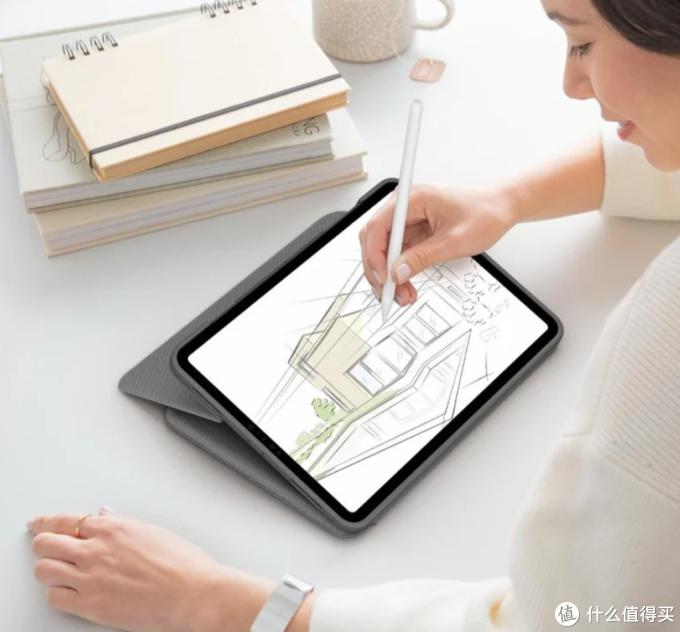 罗技推出Folio Touch键盘保护套,专为11英寸iPad Pro打造,带触摸板
