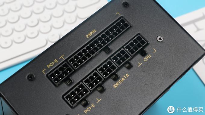 199元入手全模组:鑫谷 额定550W 全模650电源晒单