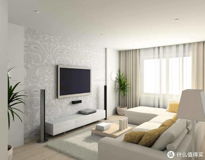 ↑传统客厅就是1台电视+1个有线机顶盒。图片来自网络,如有侵权请联系我删除