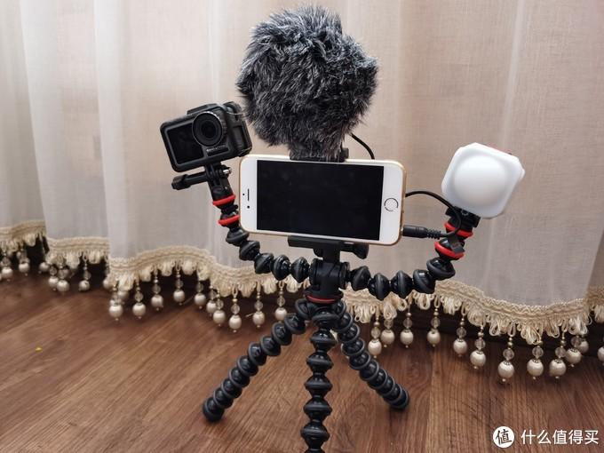 即刻出道——Joby GorillaPod Mobile使用体验