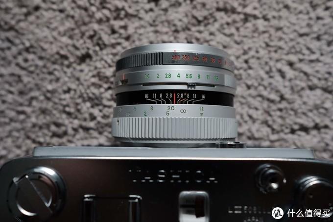 沧海遗珠:Yashica不可换镜头旁轴胶片相机Lynx 14