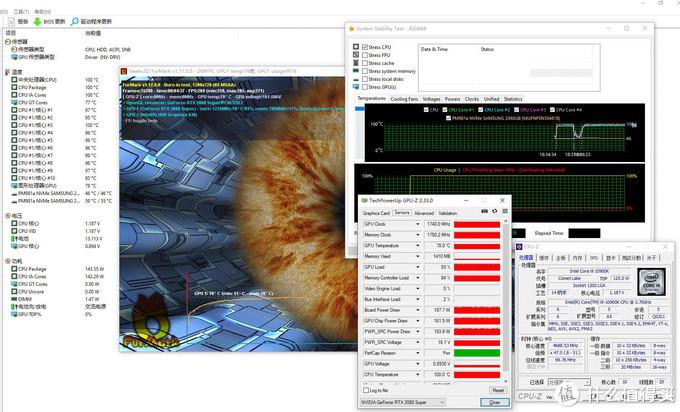 笔电能否镇压住桌面i9+2080Super?Alienware Area-51m R2双烤测试