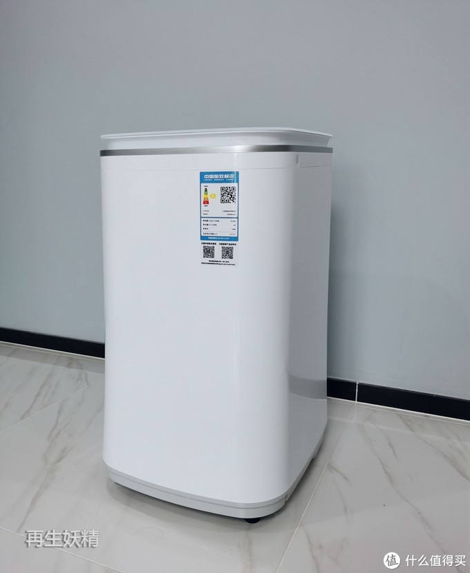家里的第三台洗衣机,米家全自动迷你波轮洗衣机