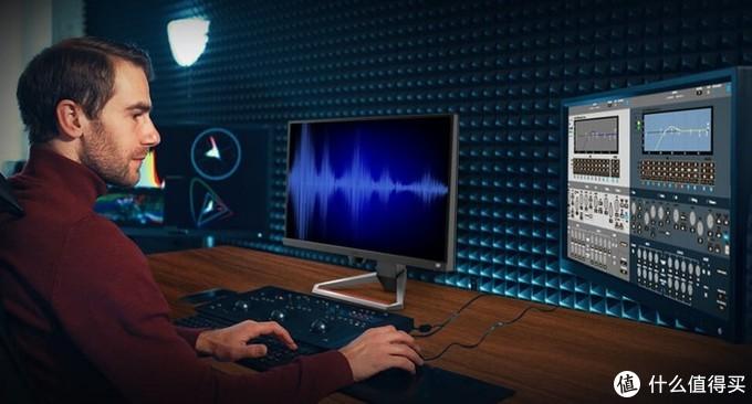 集成treVolo静电薄膜喇叭、支持HDRi技术:BenQ明基 发布MOBIUZ EX2510和EX2710显示器