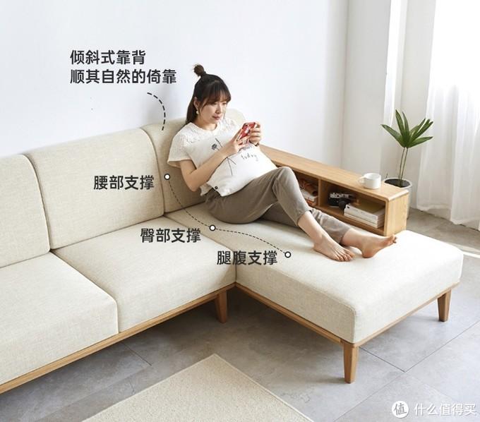 小户型储物沙发组合, 翻倍收纳空间更省空间~