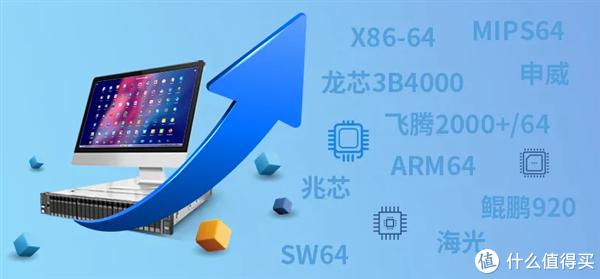 为国产服务器生态添砖加瓦:统信发布V20企业版,适配国产ARM/x86