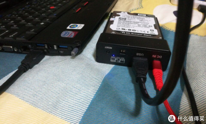 DIY自组移动硬盘捡垃圾指南(含机械盘组RAID阵列心得)