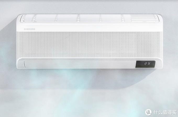 三星推出Wind-Free 无风式壁挂式空调,23000个微孔改善冷热不均