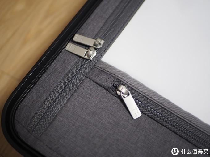 LEVEL8 旅行箱真的再次惊喜到了我——曲面屏细铝框版初体验