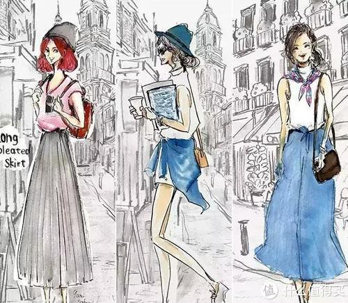 夏季潮范出街穿搭技巧,让你美到窒息
