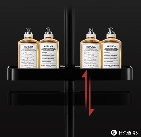 小米有品发布惠达新款置物花洒,贴心收纳节省空间,小户型必备~