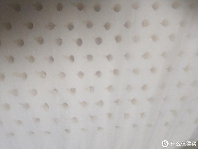 邓禄普乳胶枕的开箱体验