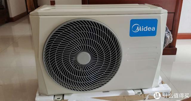 清凉一夏:美的风观空调安装和体验