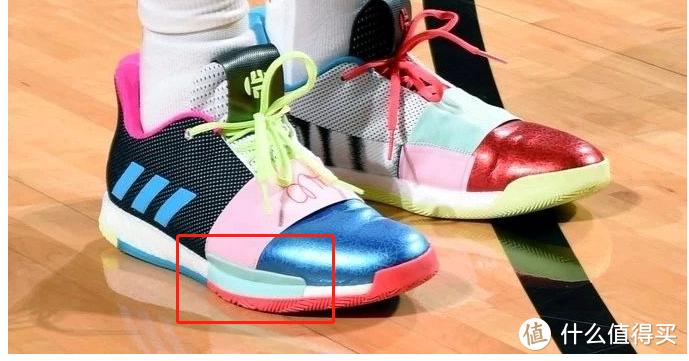 ADIDIAS 篮球鞋中底科技选择