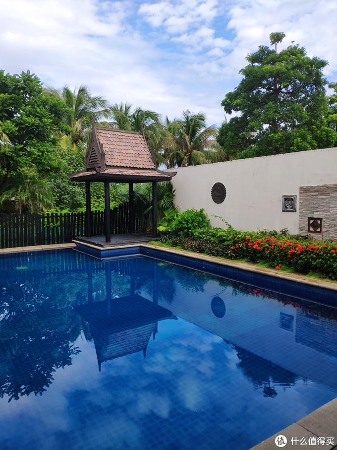 南洋泳池别墅