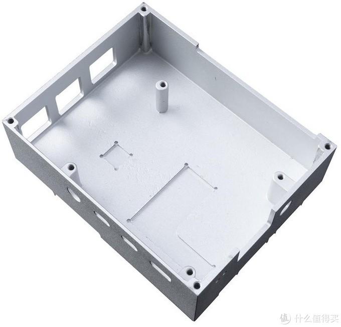 树莓派4专用:Akasa 发布Gem Pro铝制无风扇蜂巢风格机箱