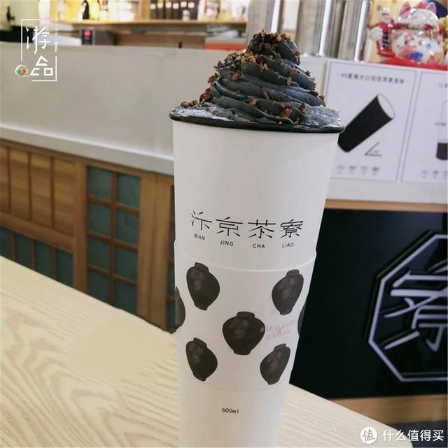 汴京茶寮:小众的日式品牌,男孩子也喜欢,从此告别网红奶茶