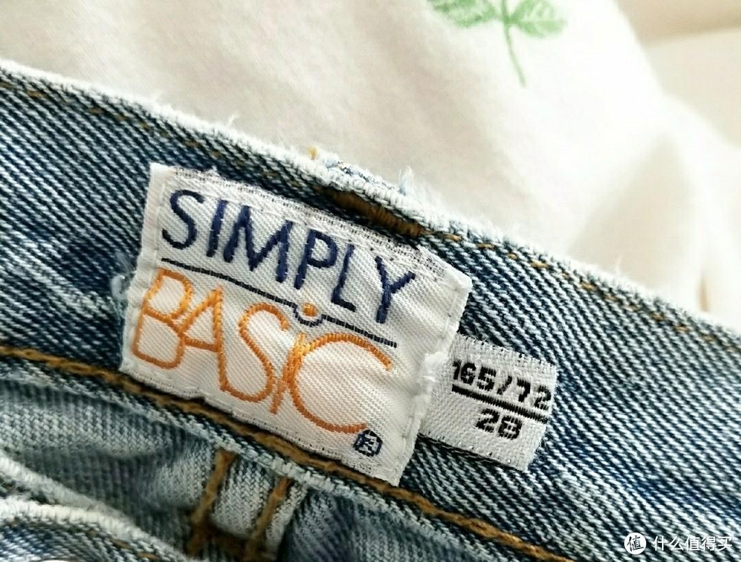 29、28/27、→ 24?&牛仔裤上的纽扣