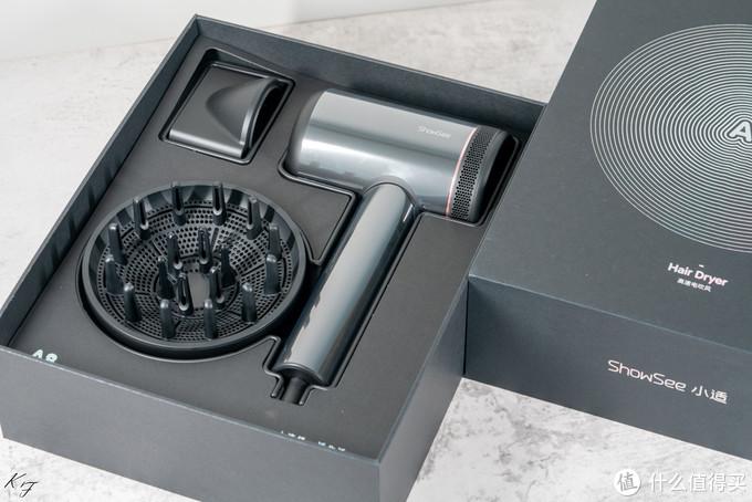 简洁实用 - 小适A8高速电吹风体验